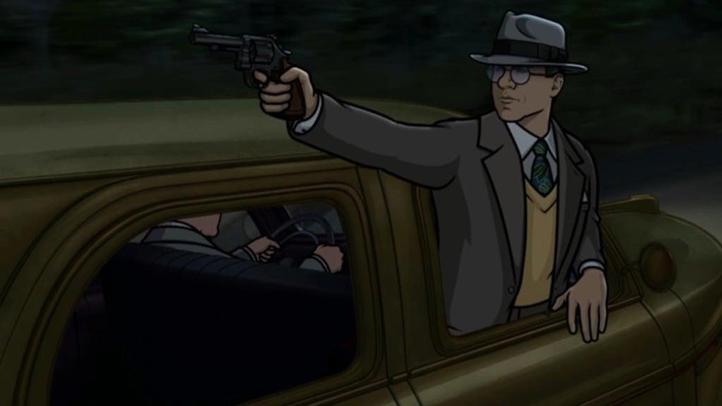 Vuelve Archer, la comedia de animación para adultos