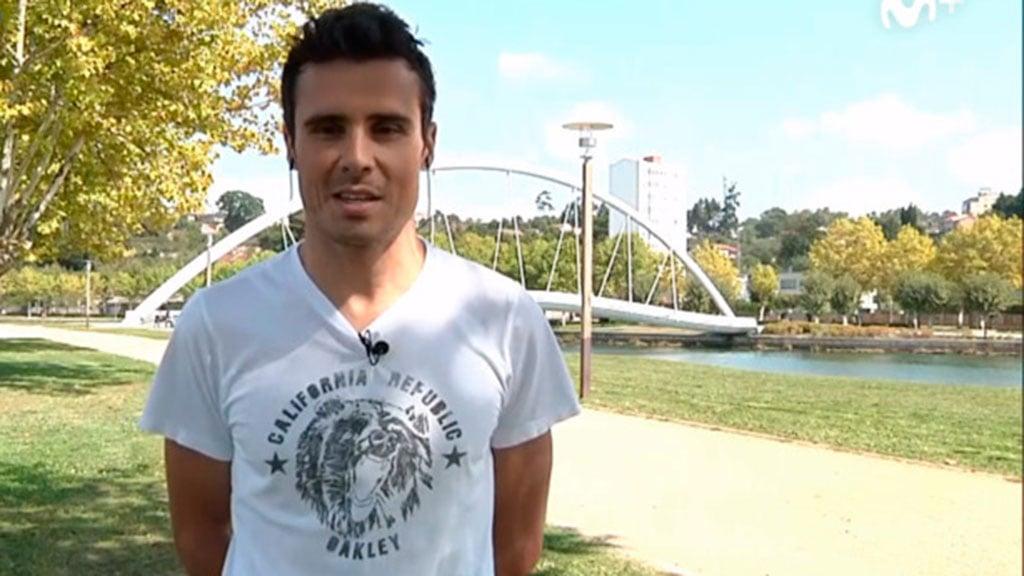 Javier Gómez Noya, campeón del mundo de medio ironman