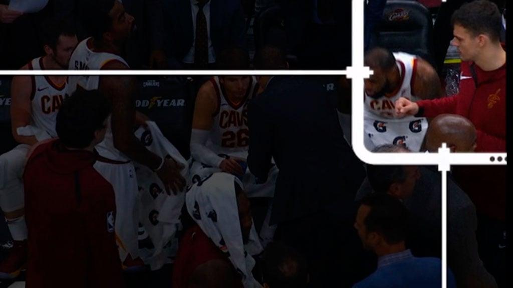 Los mejores 'videobombings' y caídas de la NBA