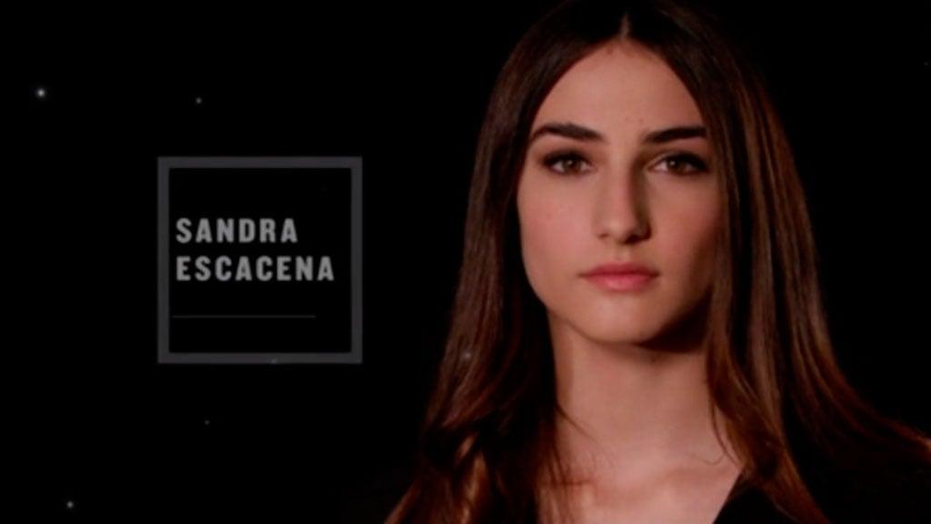 Sandra Escacena, la primera candidata al Goya nacida en el siglo XXI
