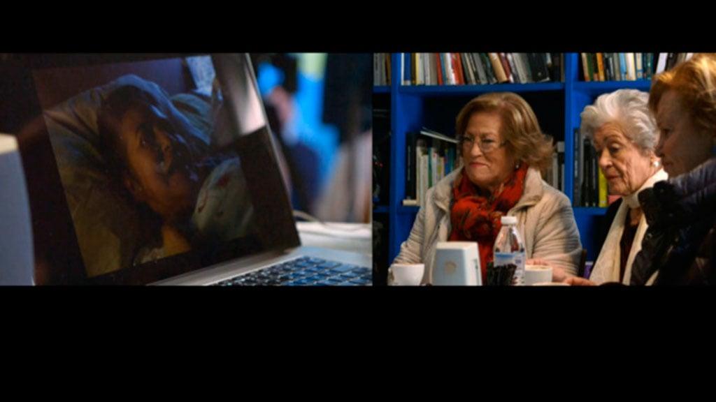 Julita, el fenómeno del año en el cine español