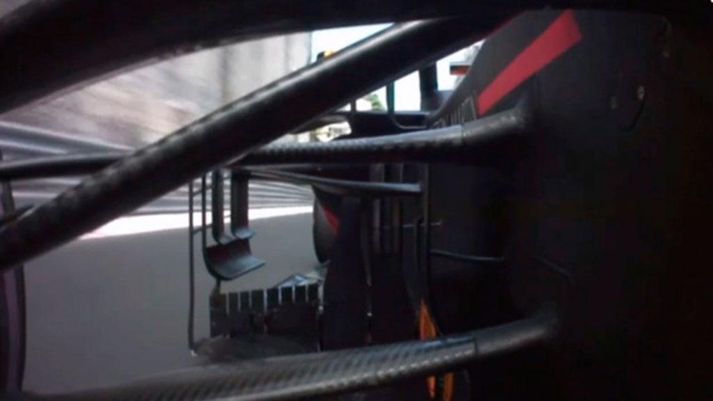Ponte al volante de Ricciardo