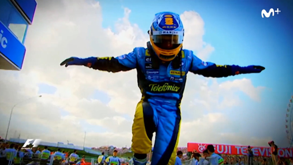 El adiós de Fernando Alonso