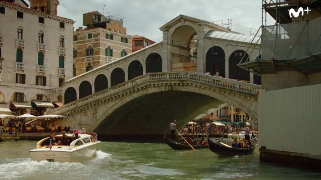 Venecia: el puente Rialto