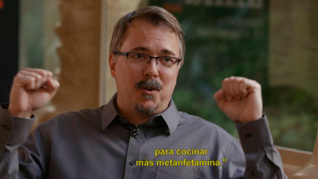 ¿Qué dijo la madre de Vince Gilligan sobre el final de 'Breaking Bad'?