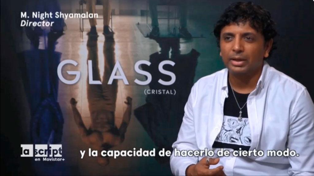 Shyamalan vuelve con 'Glass'