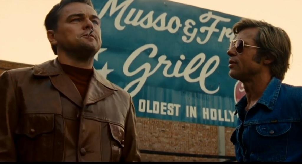 Así fue el rodaje de 'Érase una vez en... Hollywood'