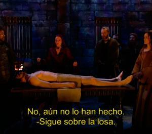 John Snow está muerto, muy muerto