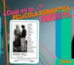 ¿Cuál es tu comedia romántica favorita?