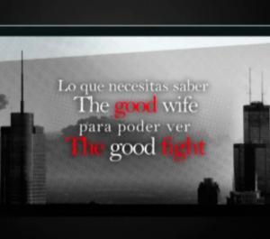 Ya está aquí 'The Good Fight'