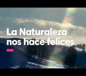 Los documentales de naturaleza dan la felicidad