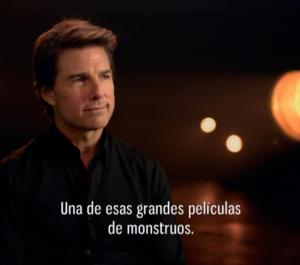 Tom Cruise se enfrenta a 'La Momia'