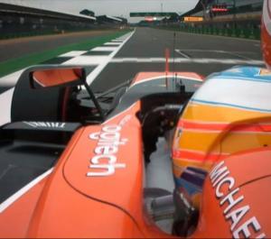 Alonso ha vuelto