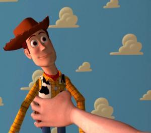 Los guiños de Toy Story