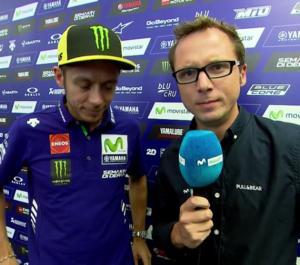 Emotivas palabras de Rossi en recuerdo de Ángel Nieto