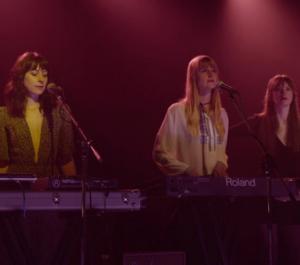Twin Peaks al ritmo de Au Revoir Simone