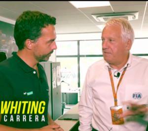 ¿Qué hace un director de carrera de F1?