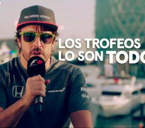 Fernando Alonso repasa lo mejor y peor de 2017