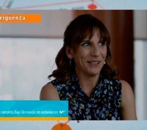 Malena Alterio pasa 'Vergüenza'