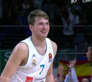 La magia de Luka Doncic