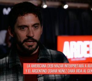 'Arde Madrid', la nueva serie de Paco León