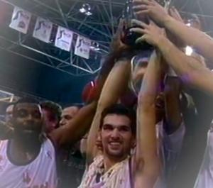 El espíritu del 98 en el Valencia Basket