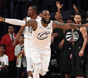 Vuelve el All Star Game con LeBron