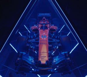 Así es el nuevo McLaren MCL33