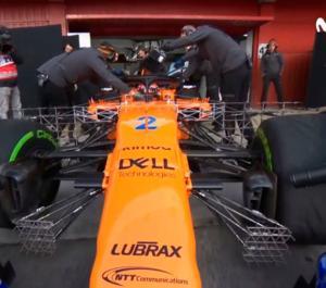 ¿Cómo afectan la lluvia y el frío a los coches F1?