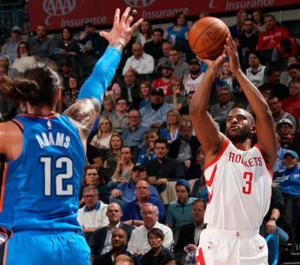 Las 16 victorias consecutivas de los Houston Rockets