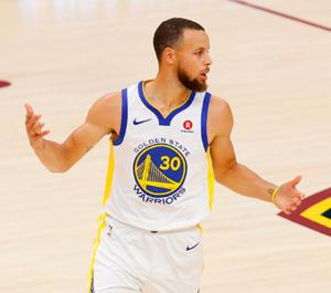 El picorcito de Stephen Curry