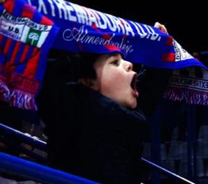 Verdadera pasión por el fútbol