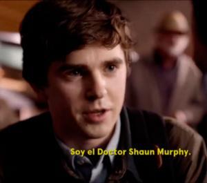 Shaun Murphy, un doctor muy especial