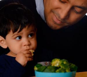 ¿Saben aceptar los niños pequeños otros gustos diferentes?