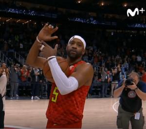 Vicent Carter jugará su temporada nº22 en la NBA