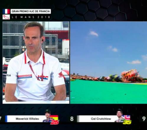 Albert Puig pasa revista la MotoGP