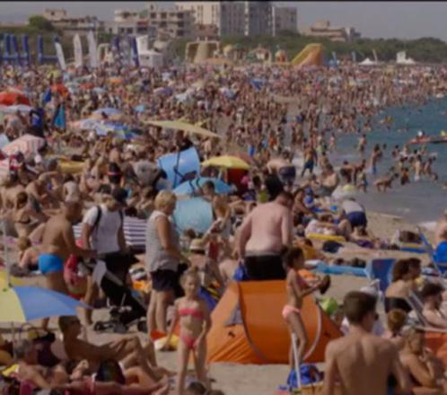 El Mediterráneo se ahoga
