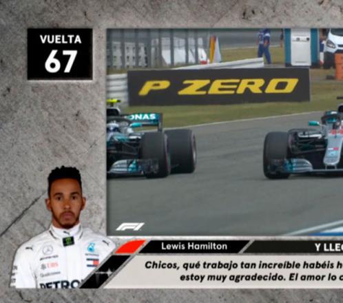 La locura de las radios de F1