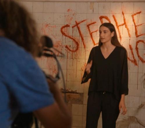 Sandra Escacena entra en el mundo de Stephen King