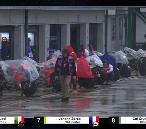 Tres carreras canceladas por primera vez