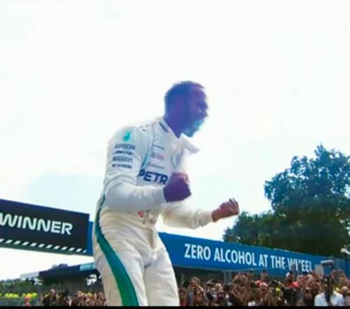 El gran asalto de Hamilton en la casa de Ferrari