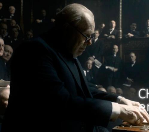 La figura de Churchill en el cine