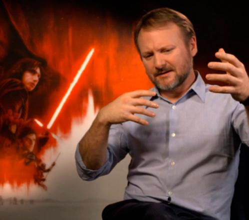 Cómo dirigí 'Star Wars: Los últimos Jedi'