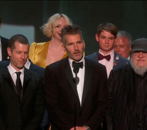 Juego de Tronos, la serie más premiada de la televisión