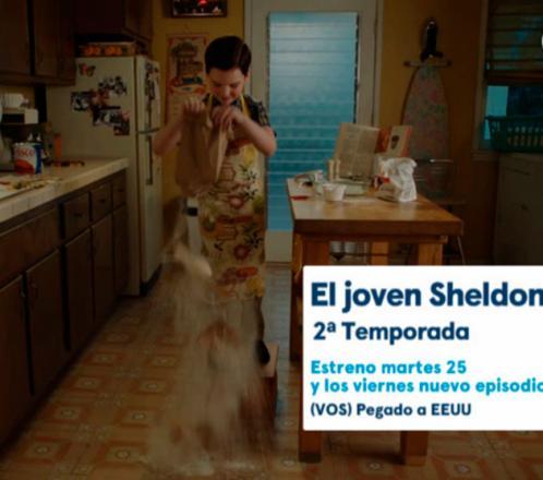 Llega la segunda temporada de 'El joven Sheldon'
