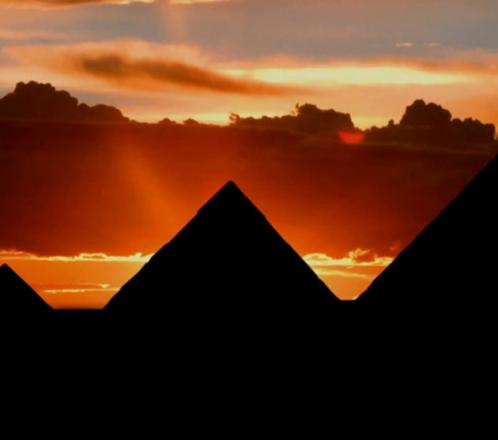 ¿Cómo utilizaron los egipcios el clima en su favor?