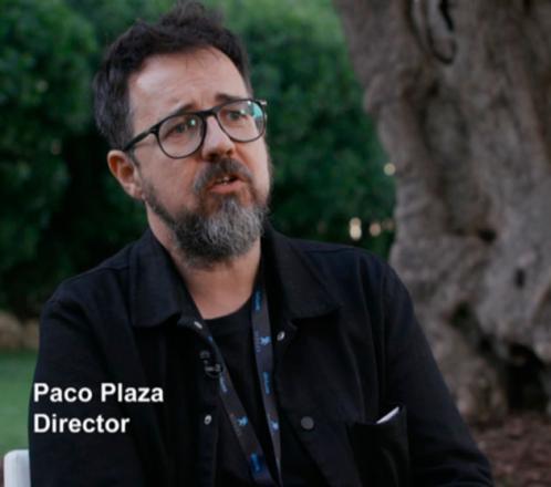 Las películas de terror favoritas de Paco Plaza