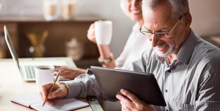 Aumenta un 88,7% el número de autónomos mayores de 65 años