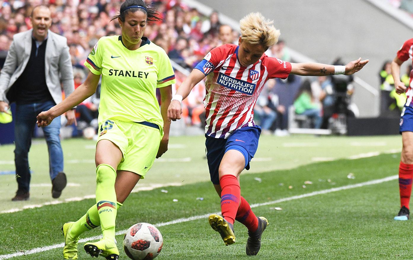 La fuerza imparable del fútbol femenino