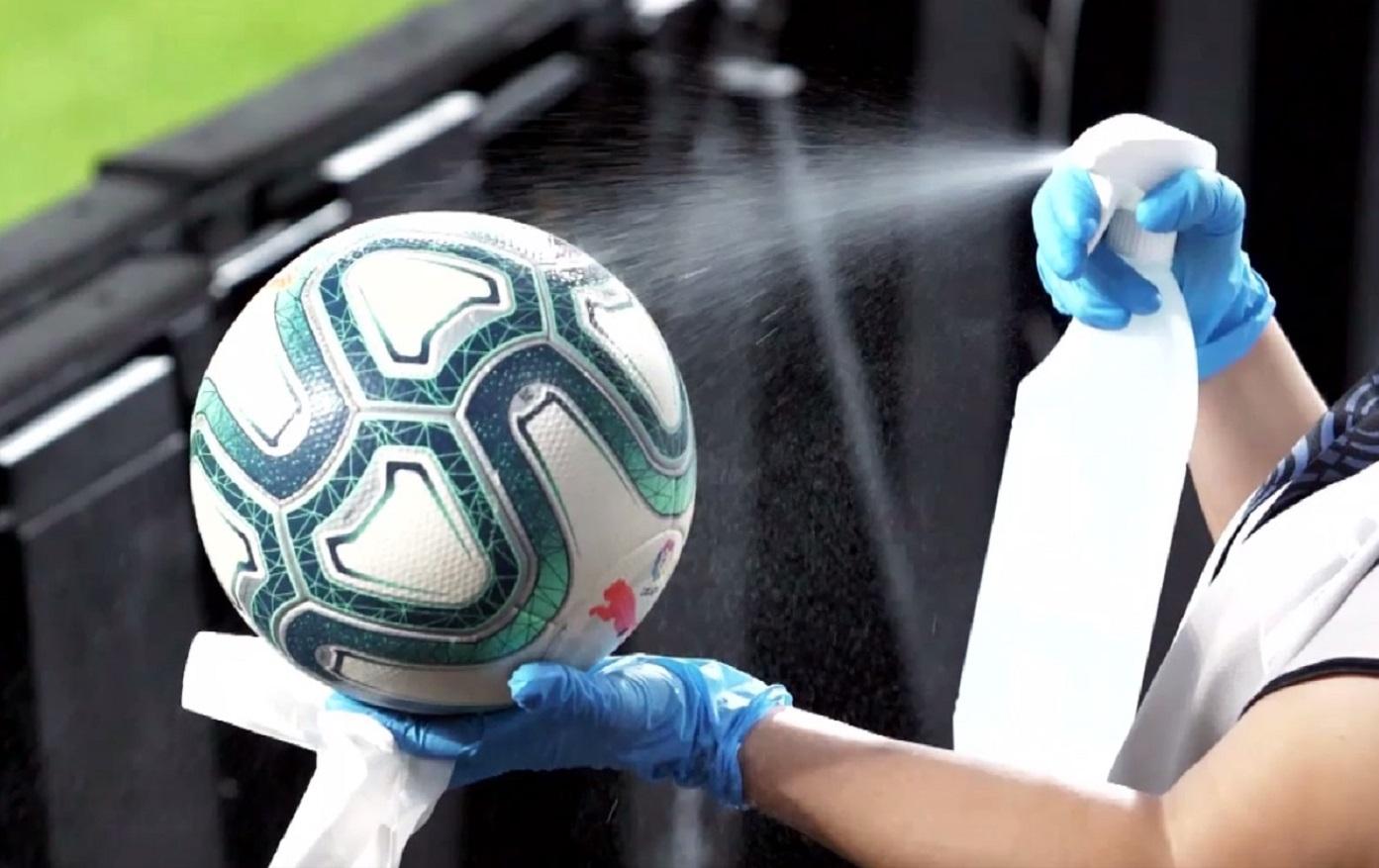 Cuando el regreso del fútbol dejó de ser una utopía